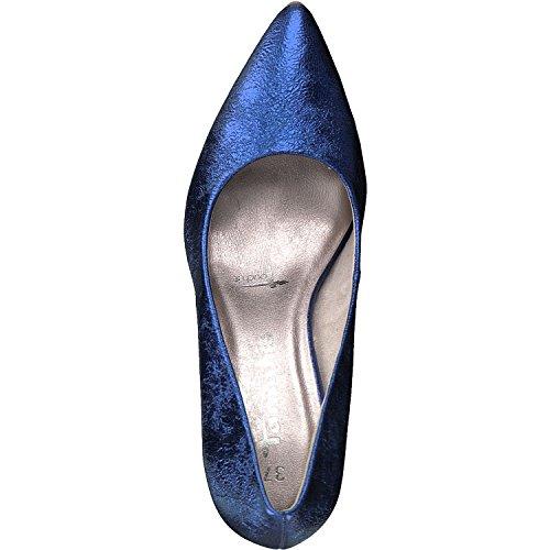 1 20 femme Bleu Tamaris Escarpins 22427 wzvxFq