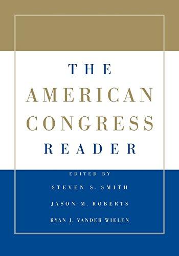 The American Congress Reader