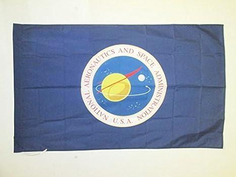 Amazon.com   AZ FLAG United States NASA Flag 3  x 5  for a Pole - US ... e2268b34f7