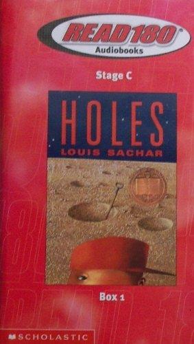 Price comparison product image Holes (Stage C- Box 1) (Read 180 Audiobooks)
