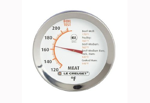 Le Creuset Anolog Instant Thermometer Le Creuset of America TR1005