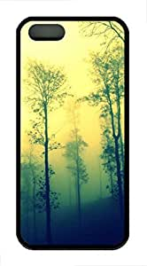 iPhone 5S Case, iPhone 5 Cover, iPhone 5S Misty Morning Soft Cases