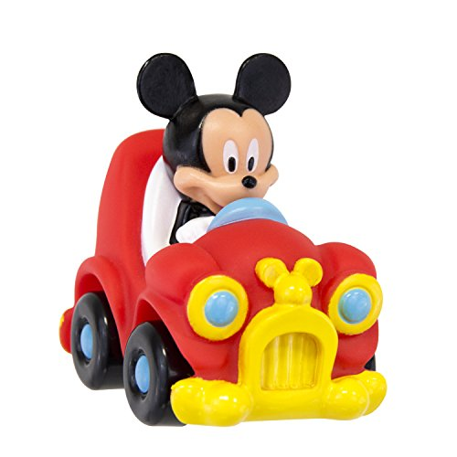 Sassy Disney Roll Along Vehicle, Mickey Mouse