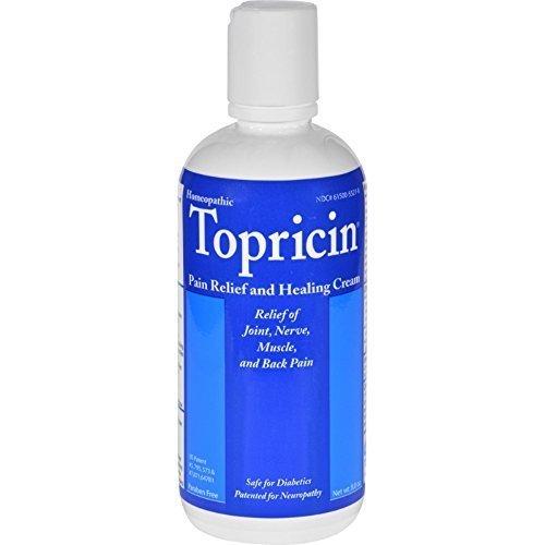 Topricin Topricin Pain Cream 8 Oz