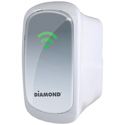 UPC 745734271462, Diamond WR600NSI Dual Band Wireless Range Extender 2.4Ghz/5.0Ghz 802.11n Electronics Computers Accessories