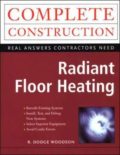 (Radiant Floor Heating)