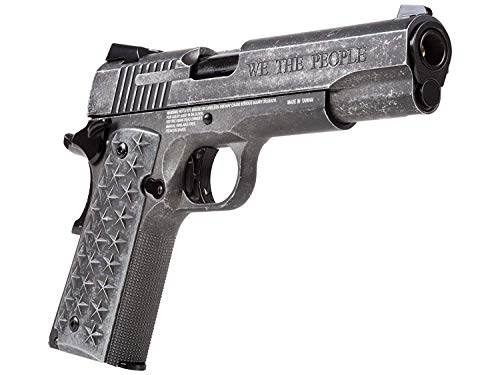 Sig Sauer We The People 1911 CO2 BB Pistol, 16 Round, Distressed (Best Co2 Pistol On The Market)