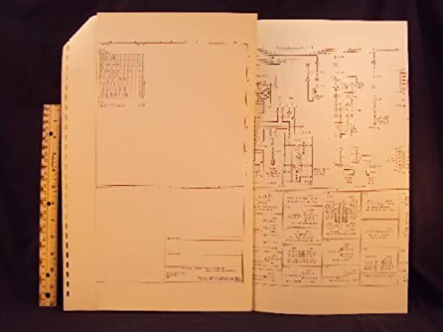 1976 76 ford f500 f 880 cab truck electrical wiring diagrams Automotive Wiring Diagrams