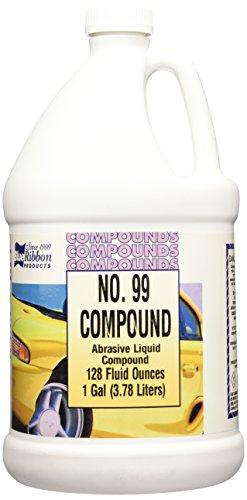 Blue Ribbon 88550 #99 Heavy Cut Liquid Super Duty Rubbing Compound - (Super Duty Rubbing Compound)