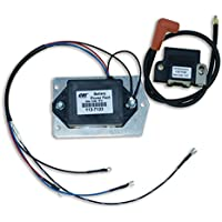 CDI Electronics 113-7123 Battery Power Pack (Johnson/Evinrude-3 Cyl (1968-1972))