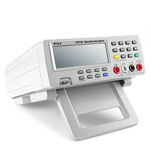 Flexzion Multimeter Benchtop Precision Voltmeter