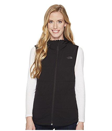 ベルト危機シャンプー[ノースフェイス] レディース コート Mountain Sweatshirt Hooded Vest [並行輸入品]