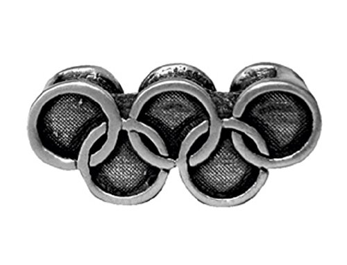 Olympic Rings - Sterling Silver 925 - MelinaWorld - H5003