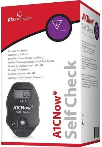 genial klick a1c prueba para diabetes