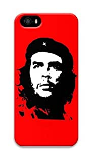 Che Guevara Polycarbonate Hard 3D Case Cover for iPhone 5 and iPhone 5S