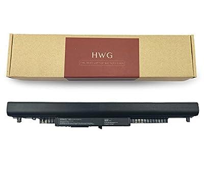 HWG HS04 HS03 battery for HP HSTNN-LB6U 240 G4/ 245 G4/ 250 G4/ 255 G4/ 256 G4 Series, fits Notebook 14G 14Q 15G 15Q HP 807956-001 807957-001 807612-421 HSTNN-LB6V N2L85AA HS04041-CL [4-cell, 14.6V] from HWG
