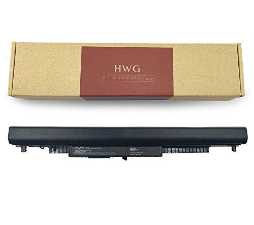 HWG HS04 HS03 battery for HP HSTNN-LB6U 240 G4/ 245 G4/ 250 G4/ 255 G4/ 256 G4 Series, fits Notebook 14G 14Q 15G 15Q HP 807956-001 807957-001 807612-421 HSTNN-LB6V N2L85AA HS04041-CL [4-cell, 14.6V] (001 Hp Notebook)