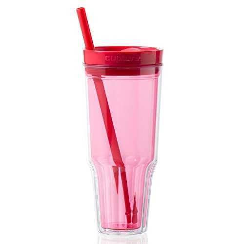 Cupture Travel 32 Tumbler Red