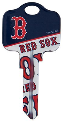 KW1 RED Sox Team Key, Package of 5 (Sox Team Key)