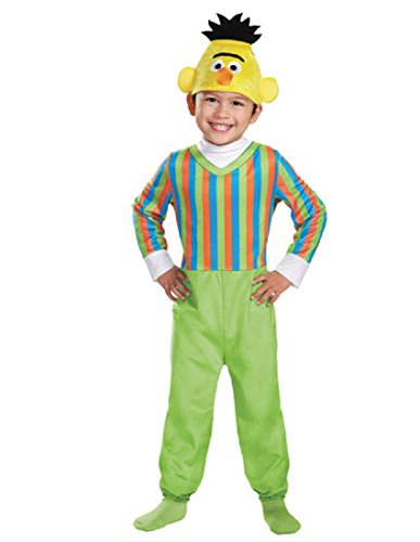 Disguise Baby Boys' Bert Deluxe Infant Costume, Multi, 12-18 Months
