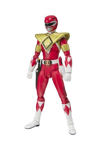 Bandai Tamashii Nations S.H. Figuarts Armored Red Ranger