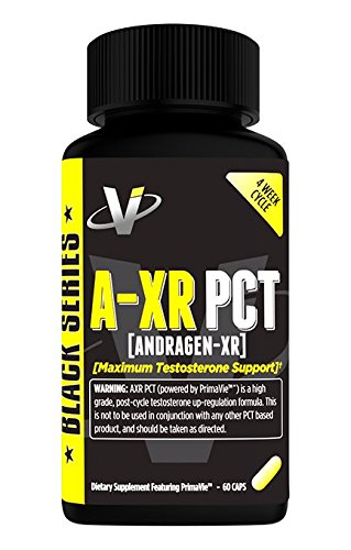 Full Cycle Fitness (VMI Sports® AXR PCT Strongest Testosterone Booster featuring Arimistane & Prostate Support, Full Spectrum Post Cycle Therapy)