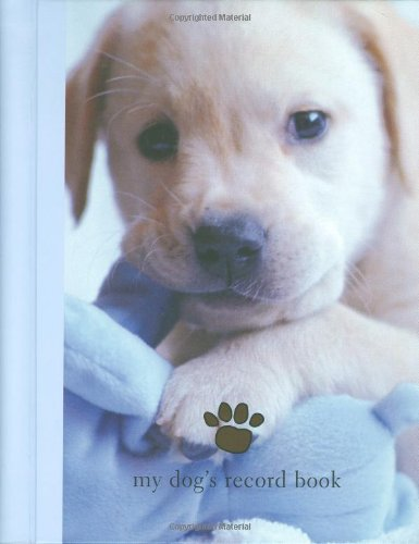 My Dog's Record Book pdf epub