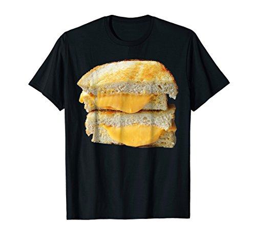 Grilled Cheese Sandwich Costume T-Shirt -