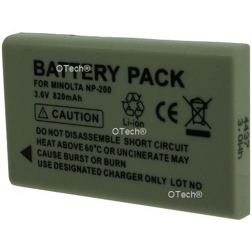 Batería para KONICA MINOLTA NP-200