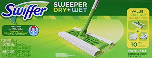Swiffer 92815 Swiffer Dry & Wet Sweeper