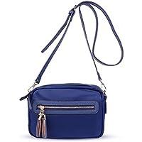 Korjo Crossbody Bags for Women Girls Nylon Messenger Bag