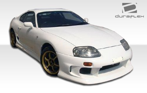 ra Duraflex TS-1 Body Kit - 5 Piece - Includes TS-1 Front Bumper (103184) Vader Rear Add On Bumper Extensions (101346) Vader Side Skirts Rocker Panels (101347) (1997 Vader Side Skirts)