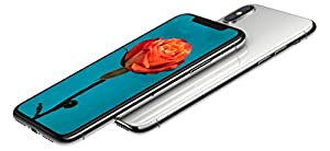 Iphone X 64GB Silver UNLOCKED GSM