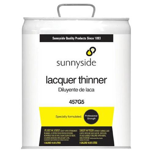 SUNNYSIDE CORPORATION 457G5 5-Gallon  Lacquer Thinner