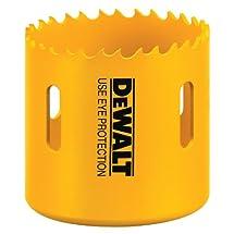 DEWALT D180028 1-3/4-Inch Standard Bi-Metal Hole Saw