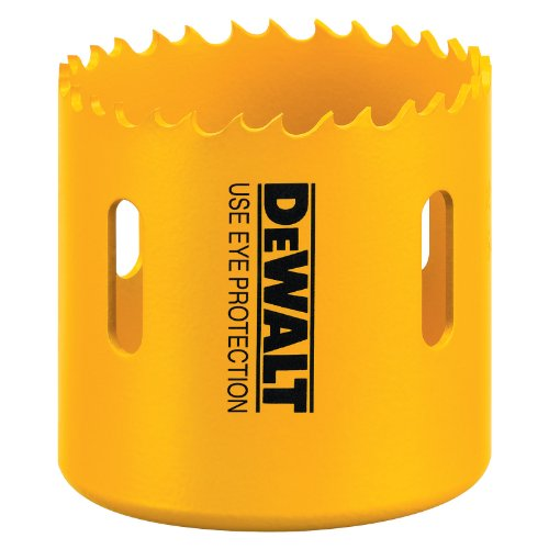 DEWALT D180064 4-Inch Standard Bi-Metal Hole Saw (Best Bi Metal Hole Saw)