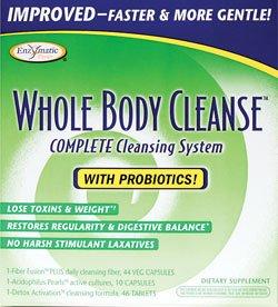 Thérapie enzymatique Whole Body