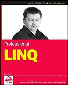 Book Professional LINQ