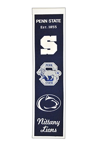 Penn State Banners - NCAA Penn State Nittany Lions Heritage Banner
