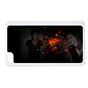 Band & Singer Series Blood on The Dance Floor BOTDF Design Protective Case Cover for ipod Touch 4 4th Generation -5