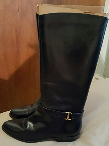 etienne-aigner-womens-shelby-black-leather-riding-boots-size-9m