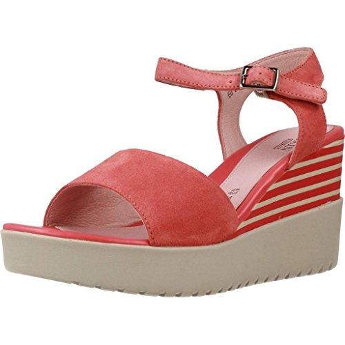 Stonefly Sandals and Slippers for Women, Colour Red, Brand, Model Sandals and Slippers for Women ELY 5 Red Red