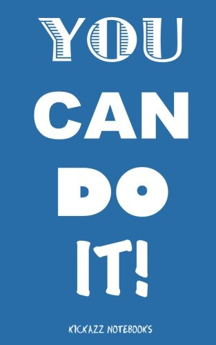 You can do it!: Notebook ebook