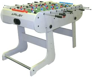 BCE Table Sports Riley Olympic Pro HFT-5N - Futbolín plegable (1,4 ...