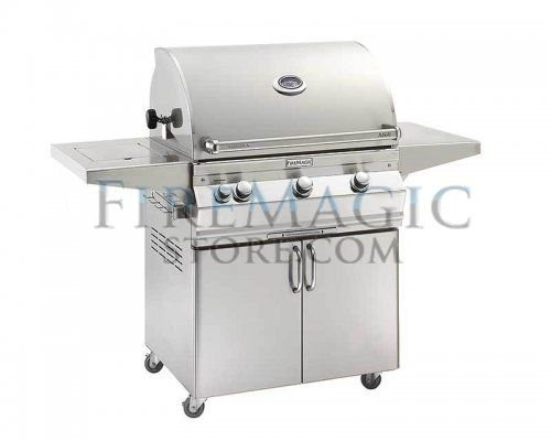 Fire Magic Grills Aurora A660S-6LAN-61 Portable Stand Alone Grill - -