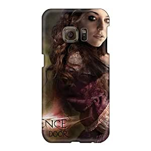 Protector Cell-phone Hard Cover For Samsung Galaxy S6 With Unique Design Vivid Evanescence Band Pictures SherriFakhry