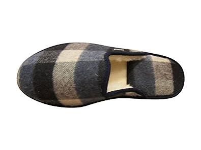 Fargeot Pantoufle Chausson Mule Homme fouré Semelle Feutre  Amazon.fr   Chaussures et Sacs 9d154927a3d3