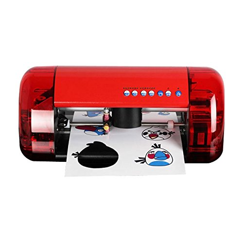 Brand New A4 Mini Vinyl Cutter and Plotter with Contour Cut Function , Generic A4 Vinyl Cutter and Plotter by H-E