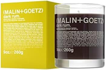 Malin + Goetz Candle, Dark Rum, 9 Ounce