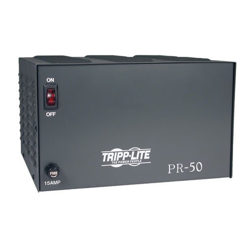 Tripp Lite PR50 DC Power Supply 50A 120V AC Input to 13.8 DC Output TAA GSA by Tripp Lite (Image #2)